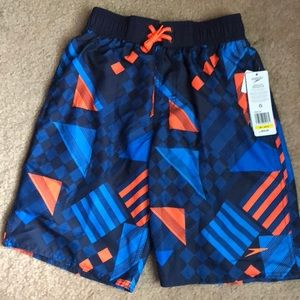 Speedo bathing suit for boys size 10-12